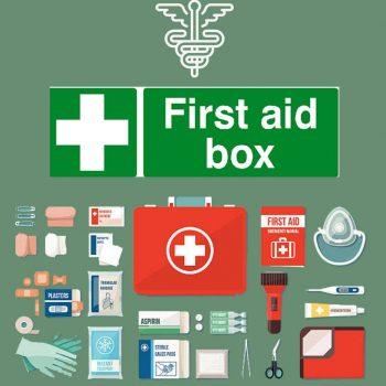 الاسعافات الأولية والتعامل مع حالات الطوارئ
